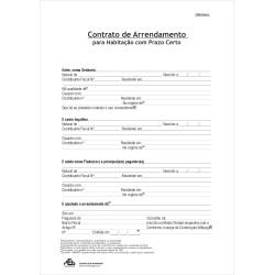 Contracto de Arrendamento Geral