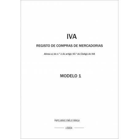 Livro IVA 1