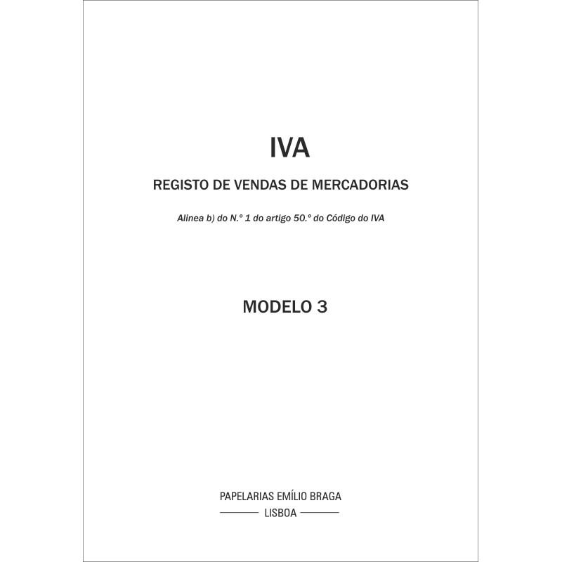 Livro IVA 3