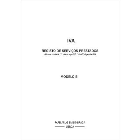 Livro IVA 5
