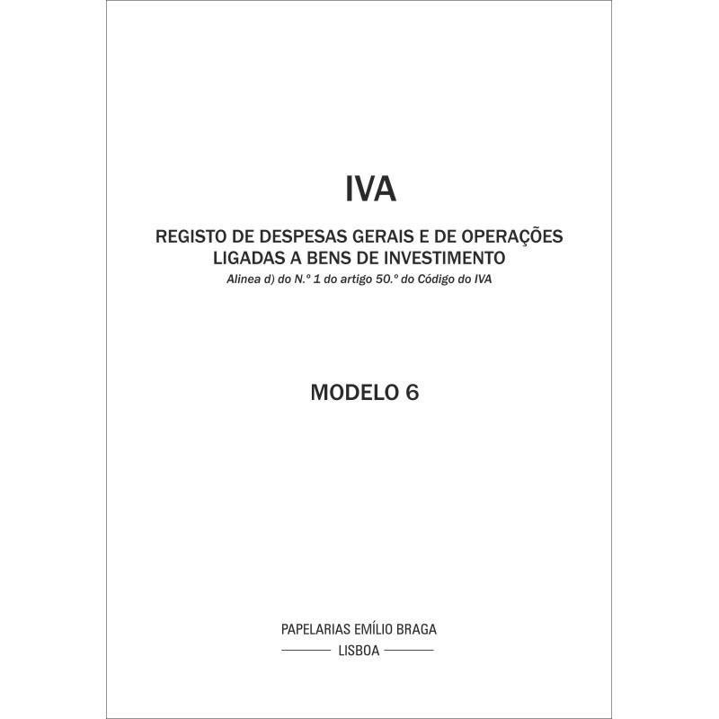 Livro IVA 6